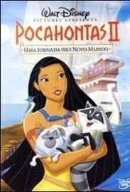 Pocahontas 2 - Uma Jornada para o Novo Mundo - Poster / Capa / Cartaz - Oficial 3