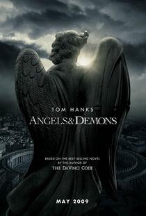Anjos e Demônios - Poster / Capa / Cartaz - Oficial 1