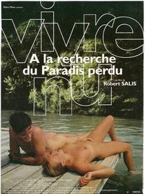 À La Recherche du Paradis Perdu - Poster / Capa / Cartaz - Oficial 2