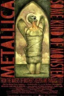 Metallica: Some Kind of Monster - Poster / Capa / Cartaz - Oficial 1