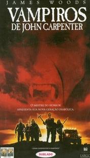 Vampiros de John Carpenter - Poster / Capa / Cartaz - Oficial 4