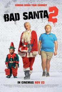 Papai Noel às Avessas 2 - Poster / Capa / Cartaz - Oficial 2