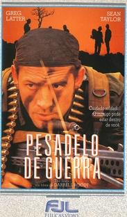 Pesadelo de Guerra - Poster / Capa / Cartaz - Oficial 3