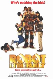 Meu Herói é Um Robô  - Poster / Capa / Cartaz - Oficial 1