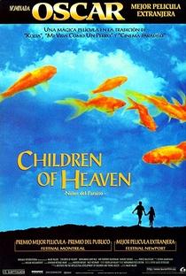 Filhos do Paraíso - Poster / Capa / Cartaz - Oficial 10