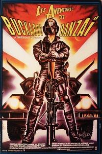 As Aventuras de Buckaroo Banzai - Poster / Capa / Cartaz - Oficial 4