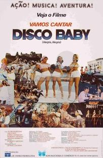 Vamos Cantar Disco Baby - Poster / Capa / Cartaz - Oficial 1