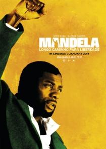 Mandela – O Caminho Para a Liberdade - Poster / Capa / Cartaz - Oficial 4