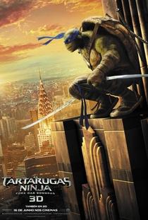 As Tartarugas Ninja: Fora das Sombras - Poster / Capa / Cartaz - Oficial 16