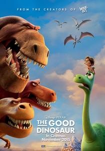 O Bom Dinossauro - Poster / Capa / Cartaz - Oficial 7