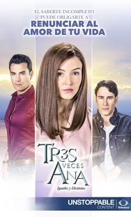 Tres Veces Ana - Poster / Capa / Cartaz - Oficial 4