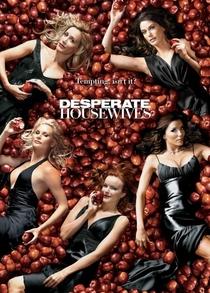 Desperate Housewives (2ª Temporada) - Poster / Capa / Cartaz - Oficial 1