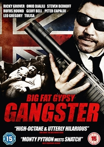 Big Fat Gypsy Gangster - Poster / Capa / Cartaz - Oficial 1