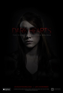 Dark Hearts: The Secret of Haunting Melissa - Poster / Capa / Cartaz - Oficial 1