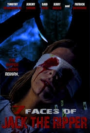 7 Faces of Jack the Ripper  - Poster / Capa / Cartaz - Oficial 1