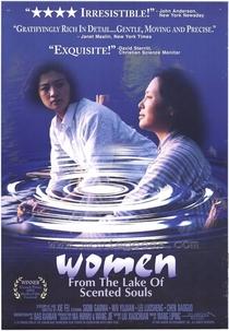 A Mulher do Lago das Almas Perfumadas - Poster / Capa / Cartaz - Oficial 1