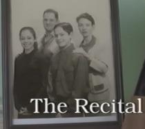 O Recital - Poster / Capa / Cartaz - Oficial 1