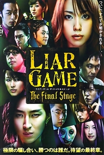 Liar Game: The Final Stage - Poster / Capa / Cartaz - Oficial 1