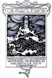 Os Faroleiros - Poster / Capa / Cartaz - Oficial 1