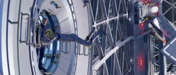 """Veja nova imagem da aventura espacial """"Ender's Game – O Jogo do Exterminador"""""""