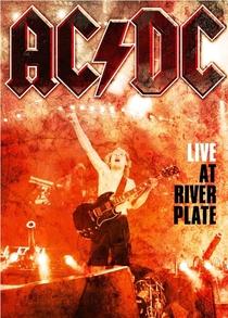 AC/DC: Live At River Plate - Poster / Capa / Cartaz - Oficial 1