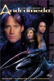 Andromeda (1ª Temporada) - Poster / Capa / Cartaz - Oficial 1