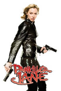 Painkiller Jane - Poster / Capa / Cartaz - Oficial 1