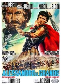 Alexandre o Grande - Poster / Capa / Cartaz - Oficial 6