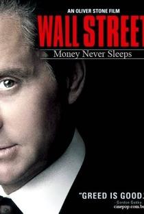 Wall Street: O Dinheiro Nunca Dorme - Poster / Capa / Cartaz - Oficial 3