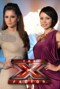 The X Factor UK (7ª Temporada)  - Poster / Capa / Cartaz - Oficial 1