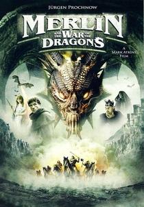 Merlin e os Dragões - Poster / Capa / Cartaz - Oficial 2