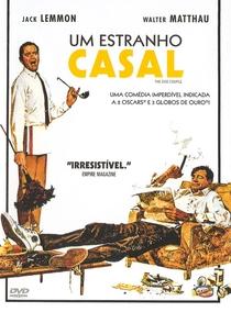 Um Estranho Casal - Poster / Capa / Cartaz - Oficial 4
