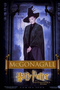 Harry Potter e a Pedra Filosofal - Poster / Capa / Cartaz - Oficial 9