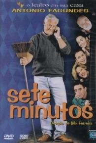 Sete Minutos - Poster / Capa / Cartaz - Oficial 1