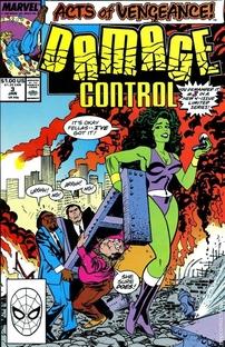 Marvel's Damage Control - Poster / Capa / Cartaz - Oficial 1