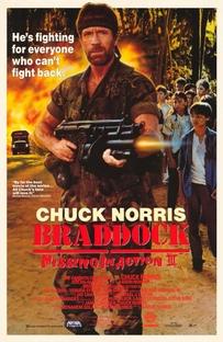 Braddock 3 - O Resgate - Poster / Capa / Cartaz - Oficial 3