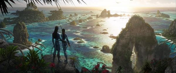 Veja o primeiro olhar aos novos mundos de Avatar 2