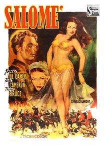 A Irresistível Salomé - Poster / Capa / Cartaz - Oficial 1