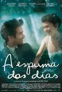 A Espuma dos Dias - Poster / Capa / Cartaz - Oficial 4