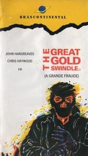 A Grande Fraude - Poster / Capa / Cartaz - Oficial 1