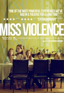 Miss Violence - Poster / Capa / Cartaz - Oficial 3