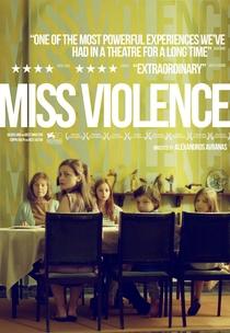 Miss Violência  - Poster / Capa / Cartaz - Oficial 3