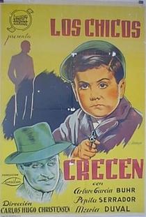 Os Filhos Mandam - Poster / Capa / Cartaz - Oficial 1
