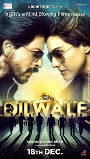 Dilwale - Poster / Capa / Cartaz - Oficial 4