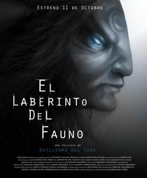 O Labirinto do Fauno - Poster / Capa / Cartaz - Oficial 11