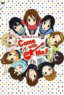 K-On!: Live House! - Poster / Capa / Cartaz - Oficial 2