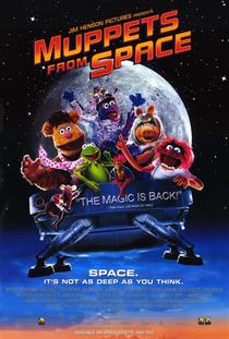 Muppets do Espaço - Poster / Capa / Cartaz - Oficial 4