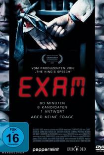 Exame - Poster / Capa / Cartaz - Oficial 11