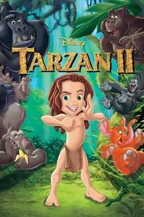 Tarzan 2 - Poster / Capa / Cartaz - Oficial 2