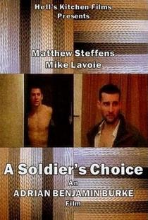 A Soldier's Choice - Poster / Capa / Cartaz - Oficial 1